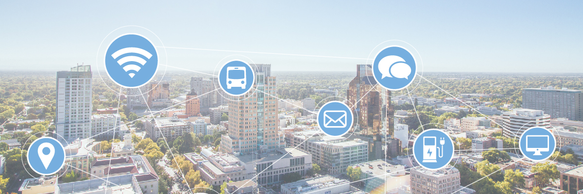 Sacramento Smart City Feature Gallery Image