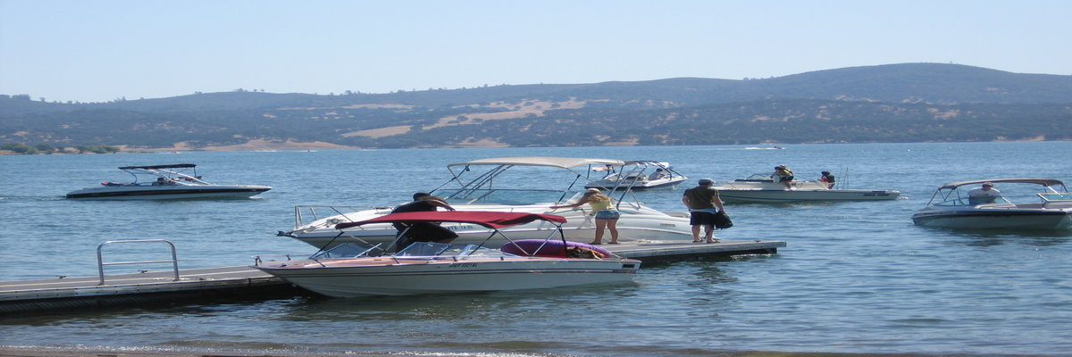 Folsom Lake Survey Day
