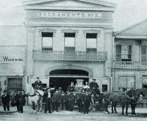 sac fire department history