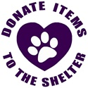 Donate Items Front Street Animal Shelter