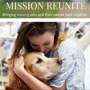 Mission Reunite Lost Pet Recovery Help
