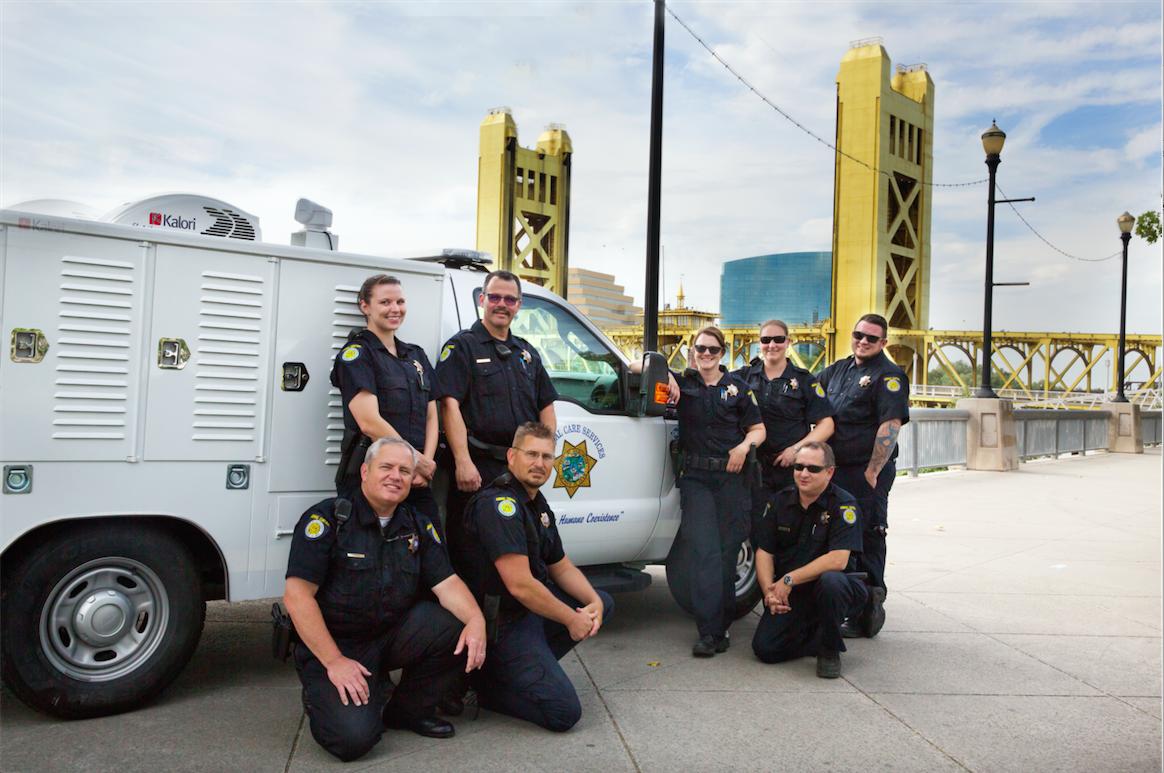 Enforcement Team City of Sacramento