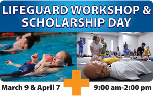 Lifeguard Workshop & Scholarship Day Image link