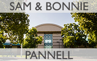 Sam and Bonnie Pannell Center