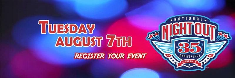 National Night Out 2018 Register