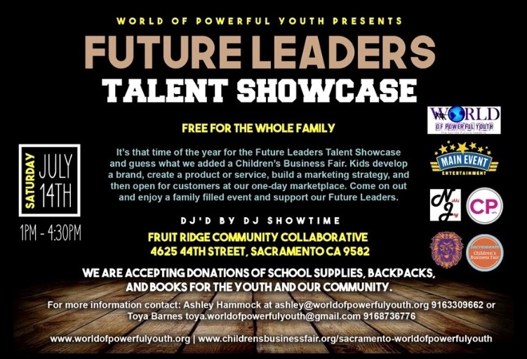 World of Powerful Youth Presents Future Leaders Talent Showcase