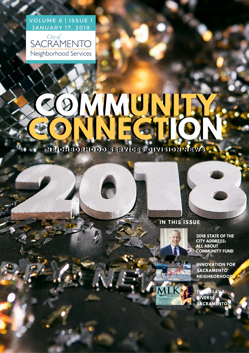 NSD Community Connection Newsletter January 2018