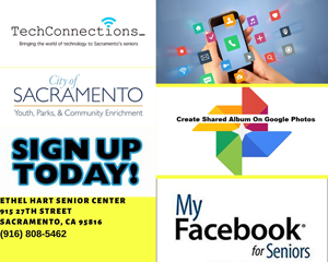 My Facebook for Seniors - Sign-up today!