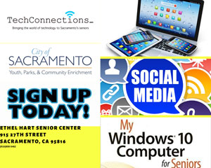 Tech Connections Sign Up Today!