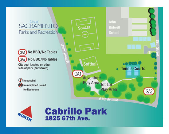 Image of Cabrillo Park Amenity Guide