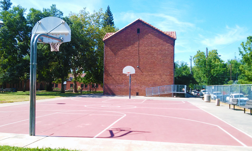Coloma Park Basketball Court