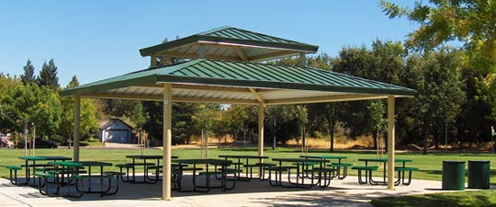 Jefferson picnic area