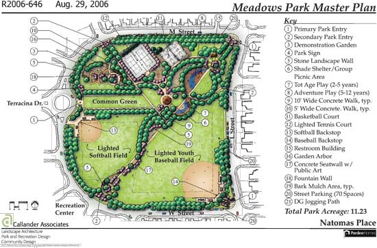 Meadows Community Master Plan