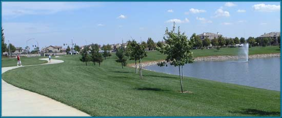 North Natomas Regional Lake