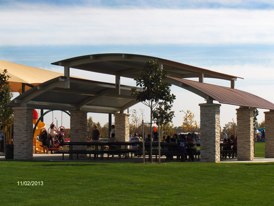 North Natomas Regional Picnic area
