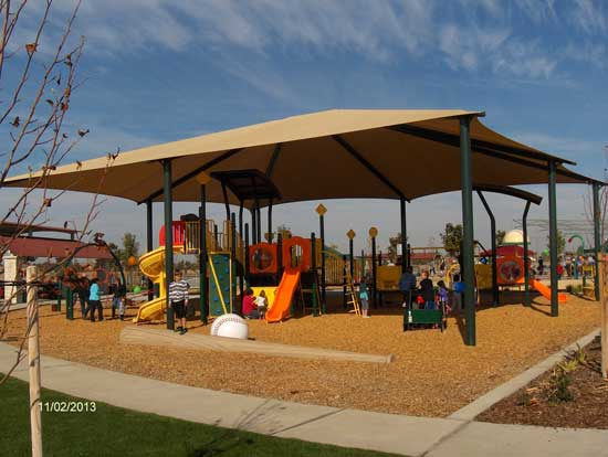 North Natomas Regional Playground