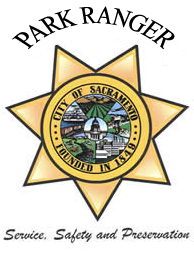 City of Sacramento Park Ranger Seal