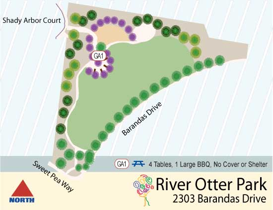 River Otter Map