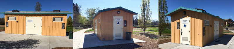 New Restroom at South Natomas Community Park