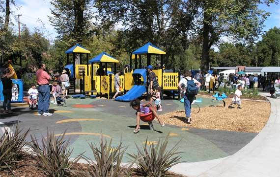 Southside Park City Of Sacramento