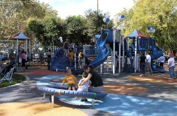 Southside play area