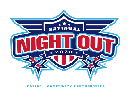 2020 National Night Out Logo