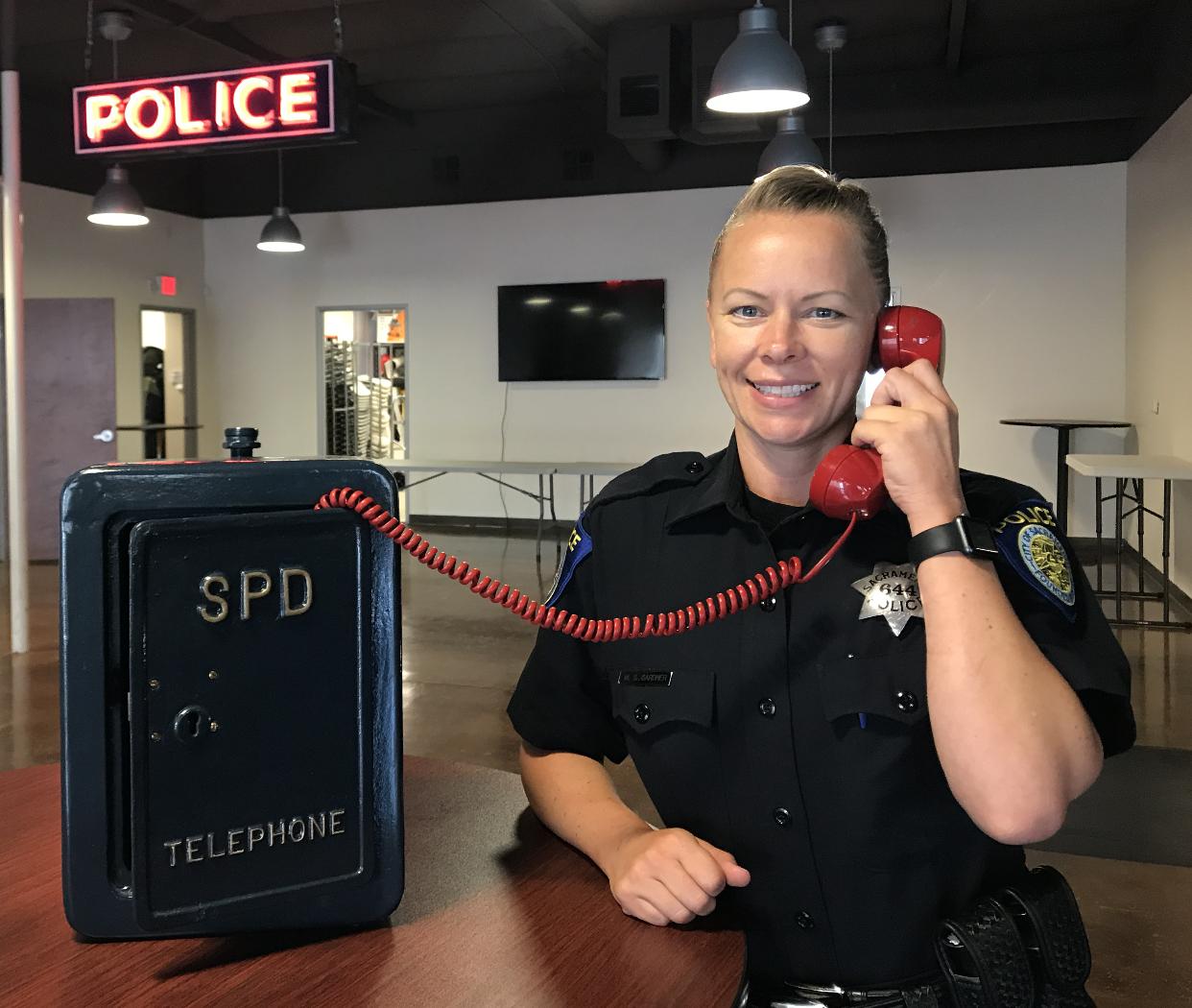 La Parking Enforcement >> Join SPD - City of Sacramento