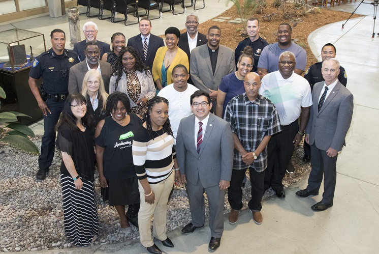 Cops and Clergy 2019 Academy