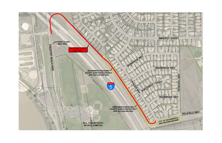 South_Sacramento_Parkway_Trail_West_Project