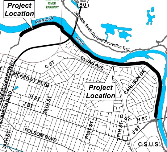 Two Rivers Trail Phase 2 Location
