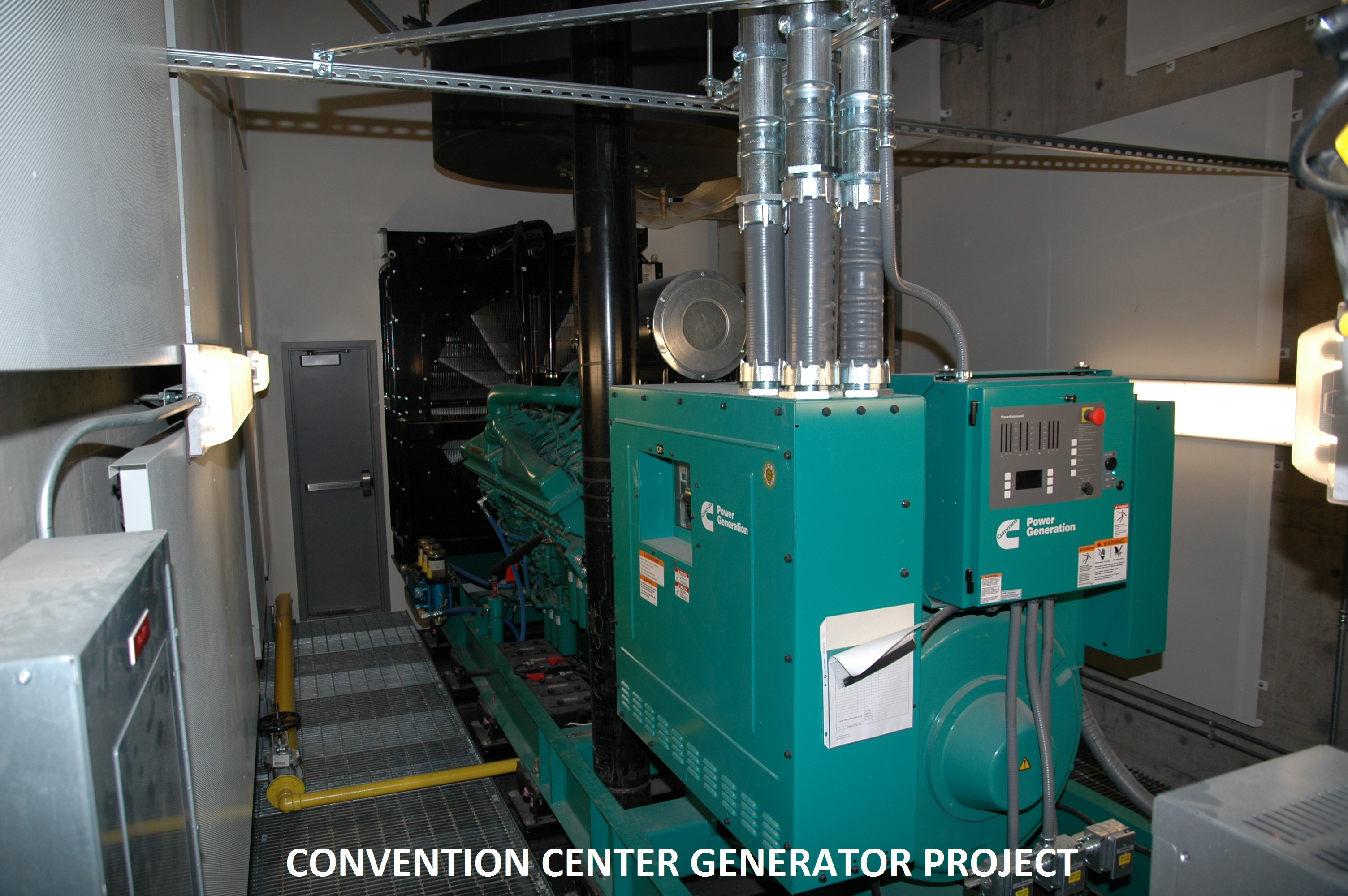 Convention Center Generator