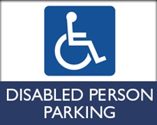 Disabled Person Parking