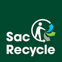 Sacrecycle icon for mobile app